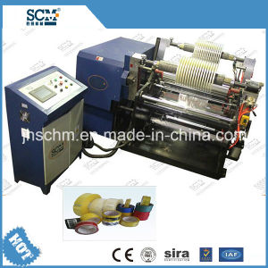 BOPP/Aluminum Foil Slitting Machine