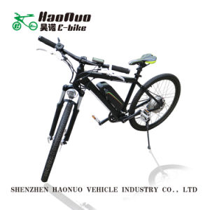 Hot Selling! 2017 China New Design MTB Electric Mountain Bike pictures & photos