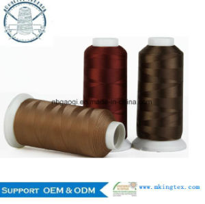 Nylon Bonded Sewing Thread for Swimwear pictures & photos