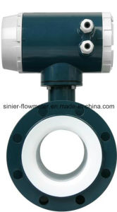 High Accuracy Electromagnetic Flowmeter for Water/ Ultrasonic Flow Meter pictures & photos