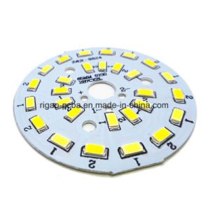 SMD 5730LED PCB with Aluminum 1.0 Tc pictures & photos