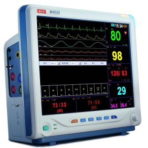 Multi-Parameter Patient Monitor M9500 with Ce FDA pictures & photos