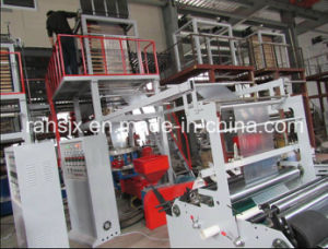 Rotary Head Blowing HDPE Film Machine pictures & photos