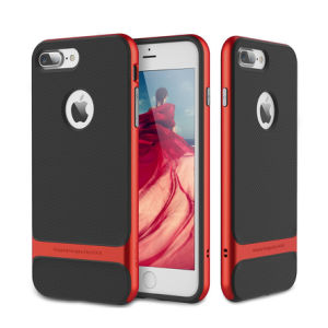 iPhone 6 Rock Button Slim Fit PC & TPU Case pictures & photos