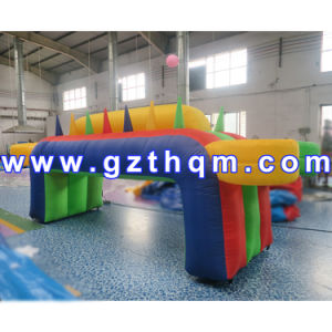 Inflatable Hoverball Archery Shooting Indoor/Outdoor Sports Game pictures & photos