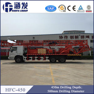 Hydraulic Hfc-450 Truck Mounted Water Well Drilling Rigs pictures & photos