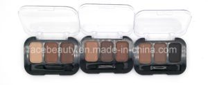 3 Color Customized Hot Sell Preminium High Quality Eyebrow Makeup Powder pictures & photos