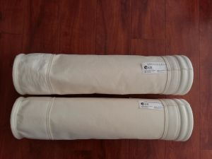 High Temperature Dust Filter Material PPS Filter Bag pictures & photos