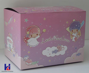 Hot Sale Customized Colourful Design Stationery Paper Packaging Gift Box pictures & photos