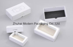 OEM Cardboard Packaging Box for Power Bank/Packaging Box for iPhone pictures & photos