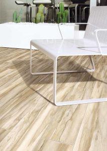 Glazed Floor Ceramic Tile Rustic Wood Look Wooden Porcelain