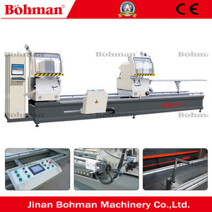 Arbitrary Angle Double Head Cutting Machine for Aluminum pictures & photos