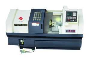 CNC Lathe (CK50) pictures & photos
