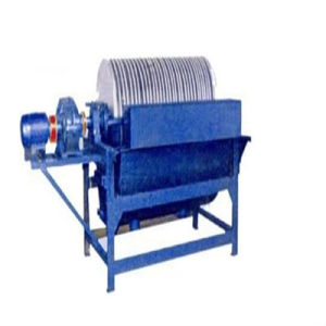 Gold Separation Wet Drum Magnetic Separator (CTB7518)