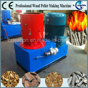 Flat Die Sawdust Pellet Making Wood Pellet Machine pictures & photos