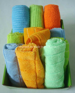 High Quality Microfiber Cleaning Cloth Car Wash Cloth pictures & photos