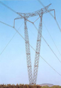 Customed High Quality Transmission Power Tower pictures & photos