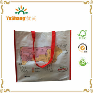 Laminated Polypropylene Bag, Fashion PP Bag, China PP Woven Bag pictures & photos