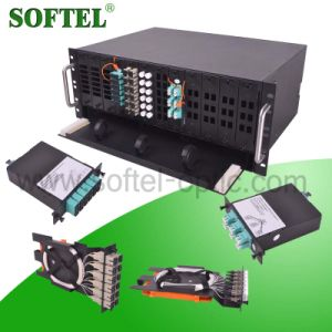 FTTX Solution Provider Fiber Optical 12cores MPO Cassette pictures & photos