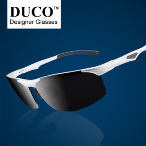 3535058f9f China Duco Carbon Fiber Polarized Sunglasses Top Quality Driver ...