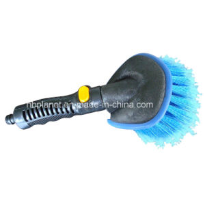 New Type Water Flow Car Brush Head pictures & photos