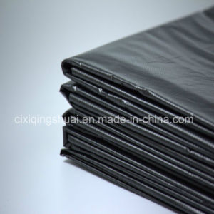 Hot Sale Black Trash Bag HDPE/LDPE pictures & photos
