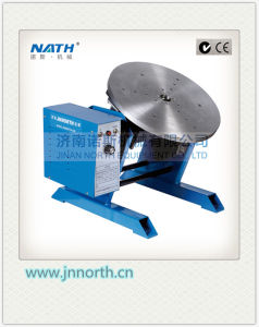 Hot Seal Light Tilt Welding Positioner (BY-10/50/100/300/600) pictures & photos