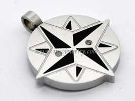 Stainless Steel Fashion Pendant (PD0113)