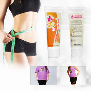 Promote Slimming Effect Natural Plant QBEKA Body Shape Slimming Cream Body Massage Cream Weight Loss Cream pictures & photos
