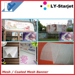 Coated Mesh Banner (Flex Mesh Banner) pictures & photos
