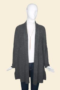 Women′s Cardigan Cashmere Sweater (17BRAW011) pictures & photos