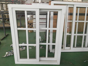 UPVC Sliding Windows for Project