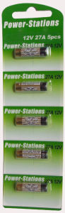 27A/A27 Alkaline Remote Control Battery