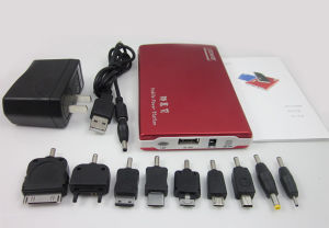 External Battery for Laptop/iPad/iPhone/GPS/Camera (SNT-I10)