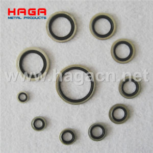High Quality Rubber Metal Hydraulic Bsp Bonded Seals pictures & photos