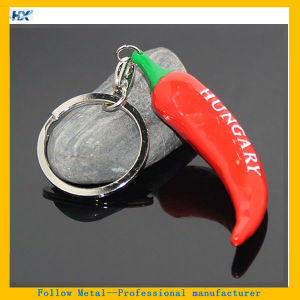 Hungary Key Holder Chili Key Ring Tourist Souvenirs