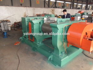 Two roll rubber mixing mill pictures & photos