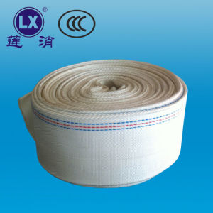Fire Hose Price 200mm PVC Pipe Price Fire Hose for Fire Fighting Fire Resistant Hose pictures & photos