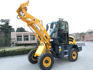 2016 New Model 1.2tonne Mini Wheel Loader with Cheap Price pictures & photos