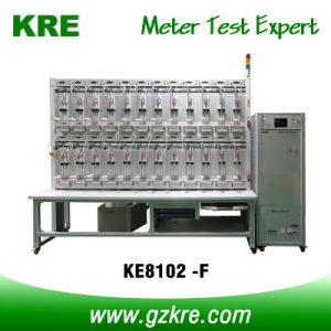 Class 0.05 24 Position Two Current Loop Single Phase kWh Meter Test Bench pictures & photos