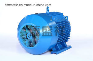 Ie3 Efficiency 4kw Three Phase Asynchronous Electric Motor AC Motor