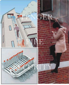 Fire Escape Ladder (TGR-EL) pictures & photos