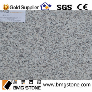 Polished Flamed Honed Grey Chinese Granite Stone G655