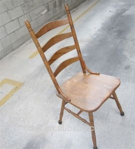 Rch-4169 Antique Bentwood Hand Carved Wood Chair pictures & photos