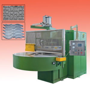 Radio Frequency Plastic Embossing and Cutting Rotary Machine (GL-25GR/Y3Z)