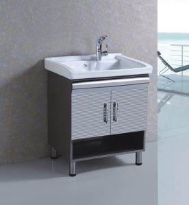 Stainless Steel Bathroom Cabinet (YX-8105)