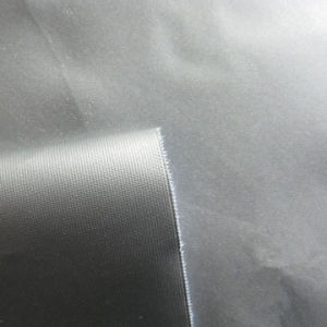 Polyester Silver-Coated Fabric, Anti-UV, Water-Resistant pictures & photos