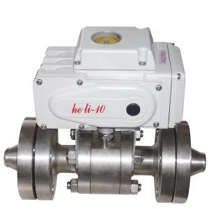 Electric High Pressure Ball Actuator (HL)