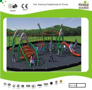 Kaiqi Climbing Obstacle Course and Outdoor Children′s Adventure Playground (KQ35082A) pictures & photos