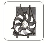High Quality Auto Radiator Fan for Renault